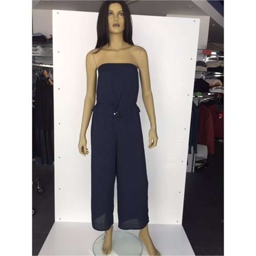 tuta donna cropped only