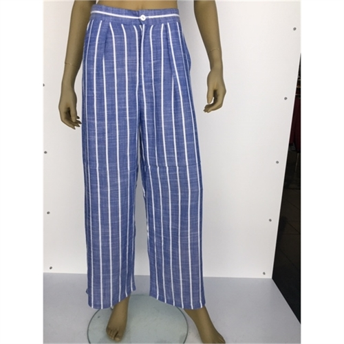 15177451 Pantalone donna largo in viscosa only 3