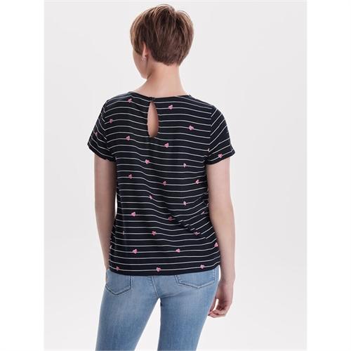 15138761 maglietta donna mezza manica only 2