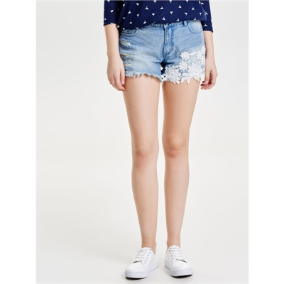 15134596 pantaloncino donna in jeans only 3
