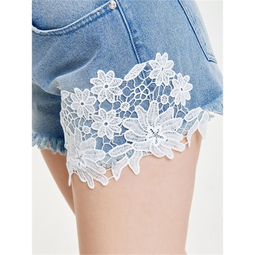 15134596 pantaloncino donna in jeans only 4
