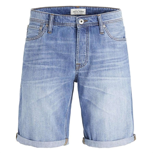 12148904bermuda uomo in jeans jack jones