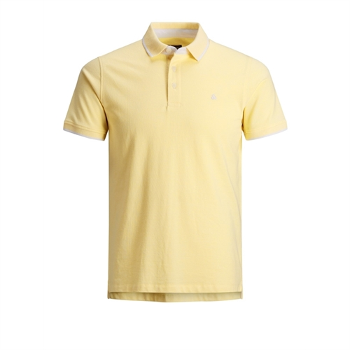 12136668 polo uomo mezza manica jack jones