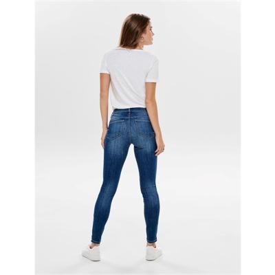 onlkendell jeans donna reg skinny 4