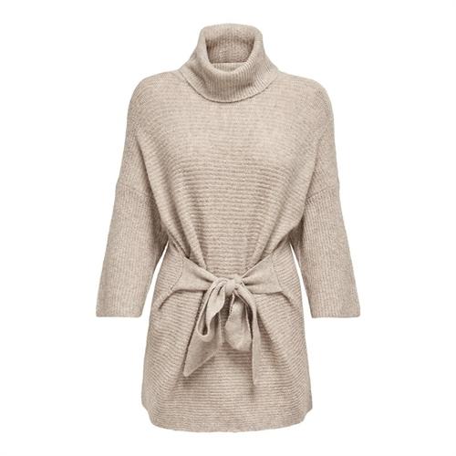 15210390 only pullover donna con cintura in vita