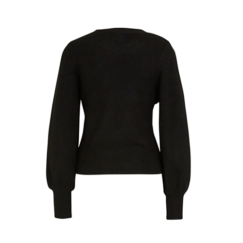 15210667 pullover maglia donna only nero dietro