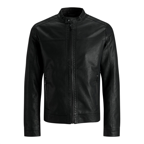 12182461 jack & Jones jacket uomo in simlpelle