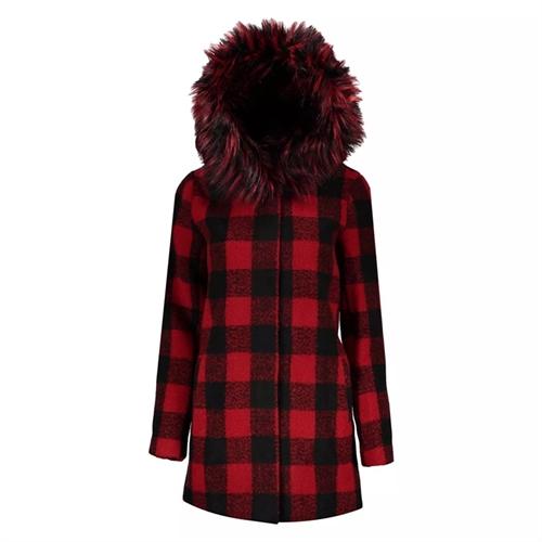 cappotto donna only con cappuccio