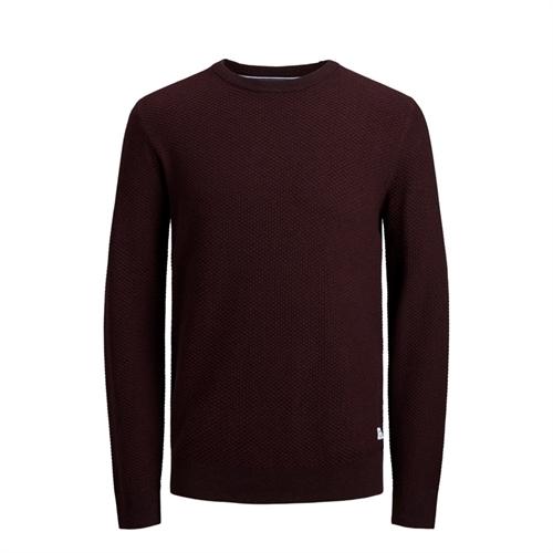 12174284 maglione uomo con texture pullover jack jones
