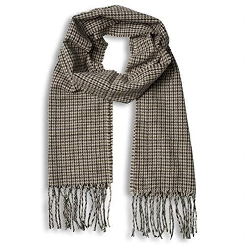 12146197 sciarpa in lana jack jones uomo marrone