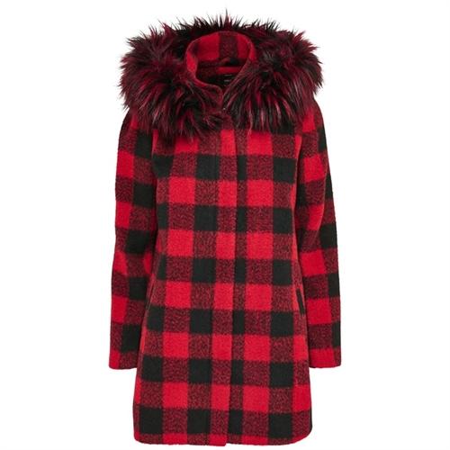 ONLY cappotto donna con cappuccio 15128906