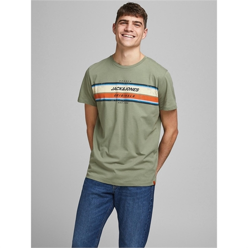 JACK&JONES 12186212 t-shirt uomo