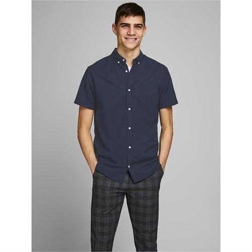 JACK&JONES camicia di lino uomo 12163857 4