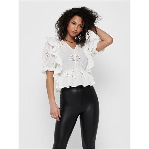 Only maglietta a v donna 15224625