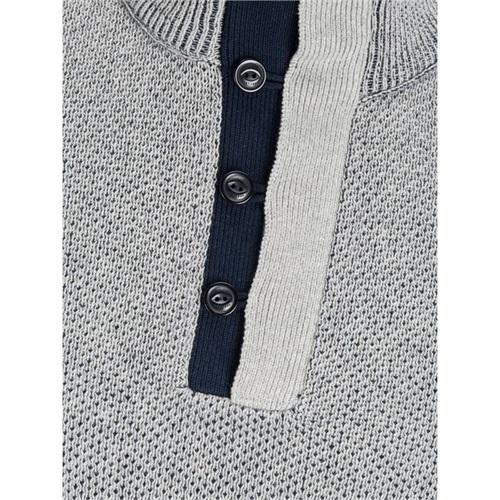 JACK&JONES maglione da uomo con toppe 12141080_4