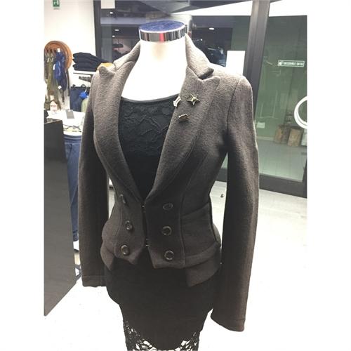 giacca met da donna