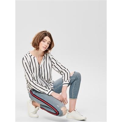 ONLY jeans strappi banda laterale dettagli_15173559