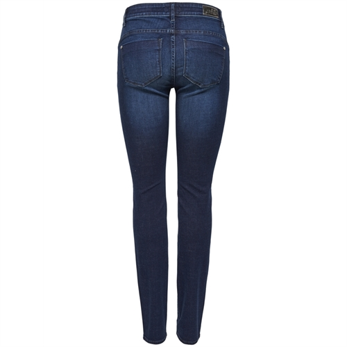 ONLY jeans donna slim blu scuro 15145286