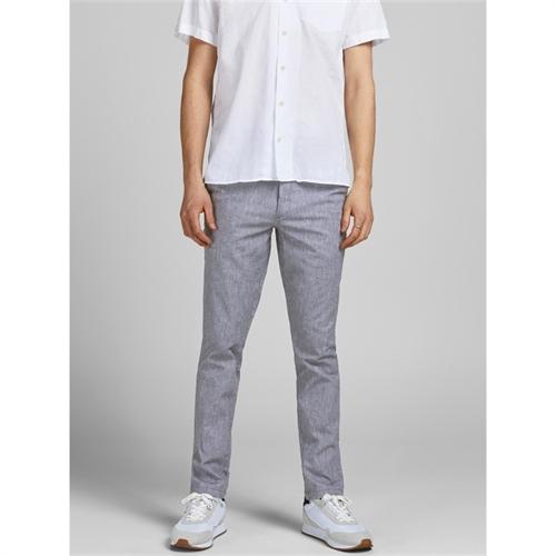 JACK&JONES pantalone lino uomo 12184706
