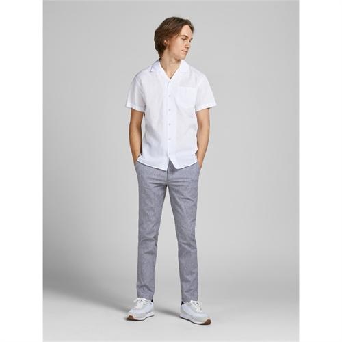 JACK&JONES pantalone lino uomo 12184706 2