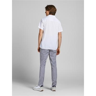 JACK&JONES pantalone lino uomo 12184706 3