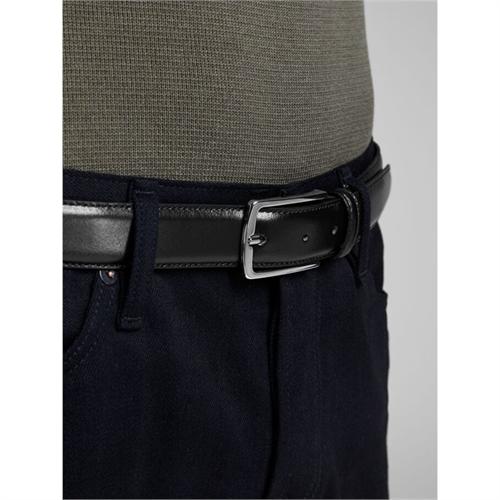 12136795 nero cintura uomo elegante jack jones