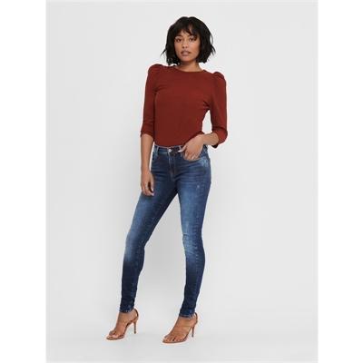 15159137 Only SHAPE Jeans attillati da donna skinny 3