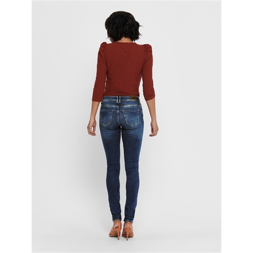 15159137 Only SHAPE Jeans attillati da donna skinny 4