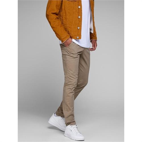 12150160 jack Jones pantalone uomo slim fiti marco bowie