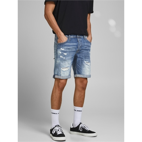 JACK&JONES da uomo bermuda di jeans 12185943_7