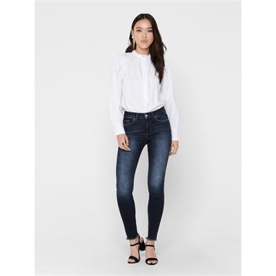 Jeans ONLY skinny alla caviglia BLUSH