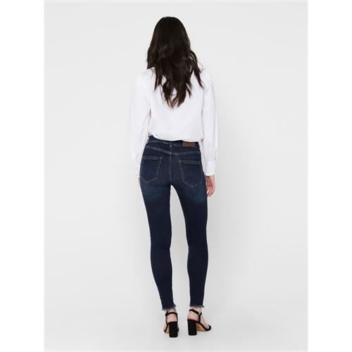 Jeans ONLY skinny alla caviglia BLUSH _5