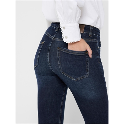 Jeans ONLY skinny alla caviglia BLUSH _7