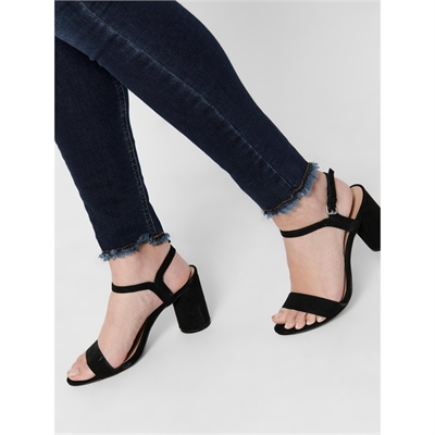 Jeans ONLY skinny alla caviglia BLUSH _4