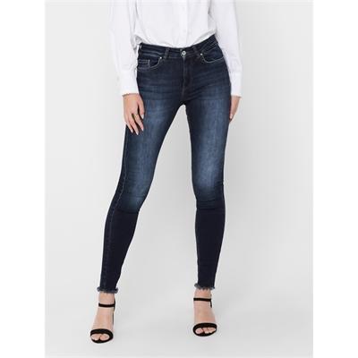 Jeans ONLY skinny alla caviglia BLUSH _3