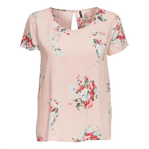 15138761 maglietta donna mezza manica only rosa