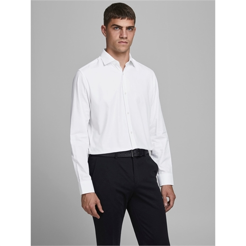 12178125 jack jones camicia uomo in twill slim fit