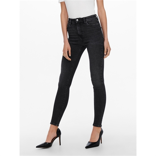 ONLY skinny jeans a vita alta 15231277 3