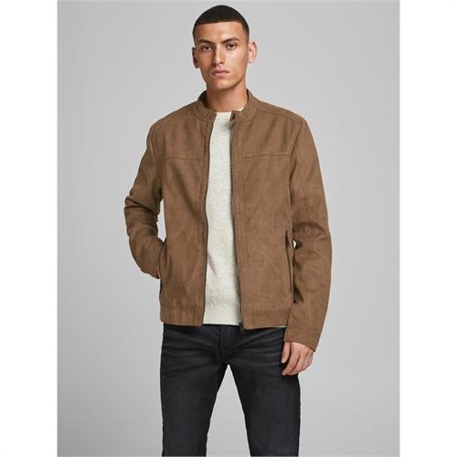 12182461 jack & Jones jacket uomo in simlpelle