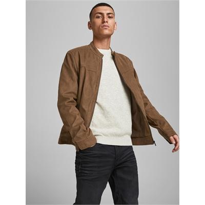 12182461 jack & Jones jacket uomo in simlpelle 2