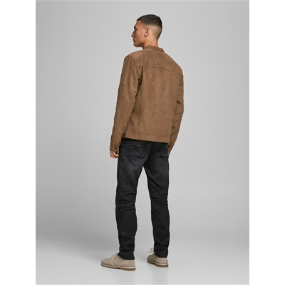 12182461 jack & Jones jacket uomo in simlpelle 3