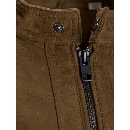 12182461 jack & Jones jacket uomo in simlpelle 4