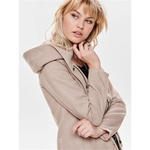 15142911 cappotto con capuccio donna Sedona