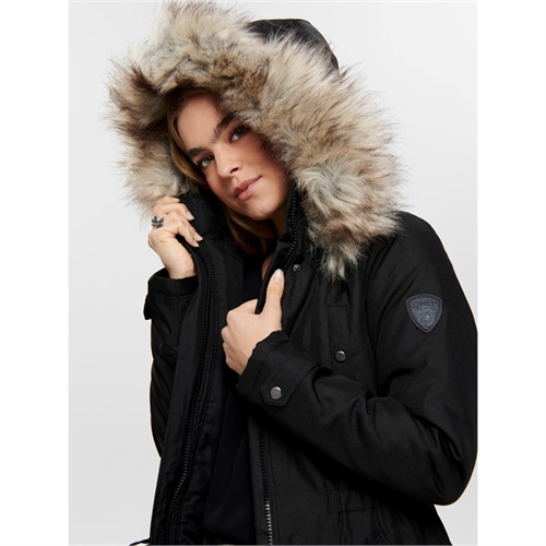 15141837 parka giacca donna only