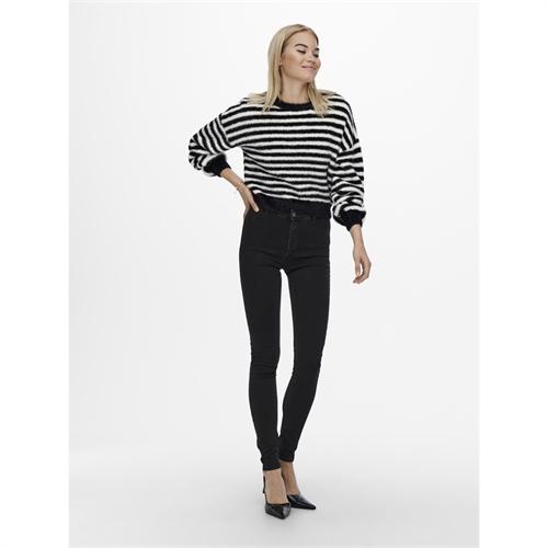 ONLY pullover donna 15235973 maglia nero_4