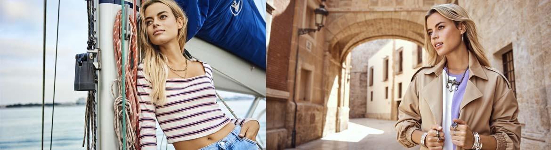 Scopri le ultime novità della moda qui trovi un intera collezione di capi unici selezionati per te per sentirti donna.